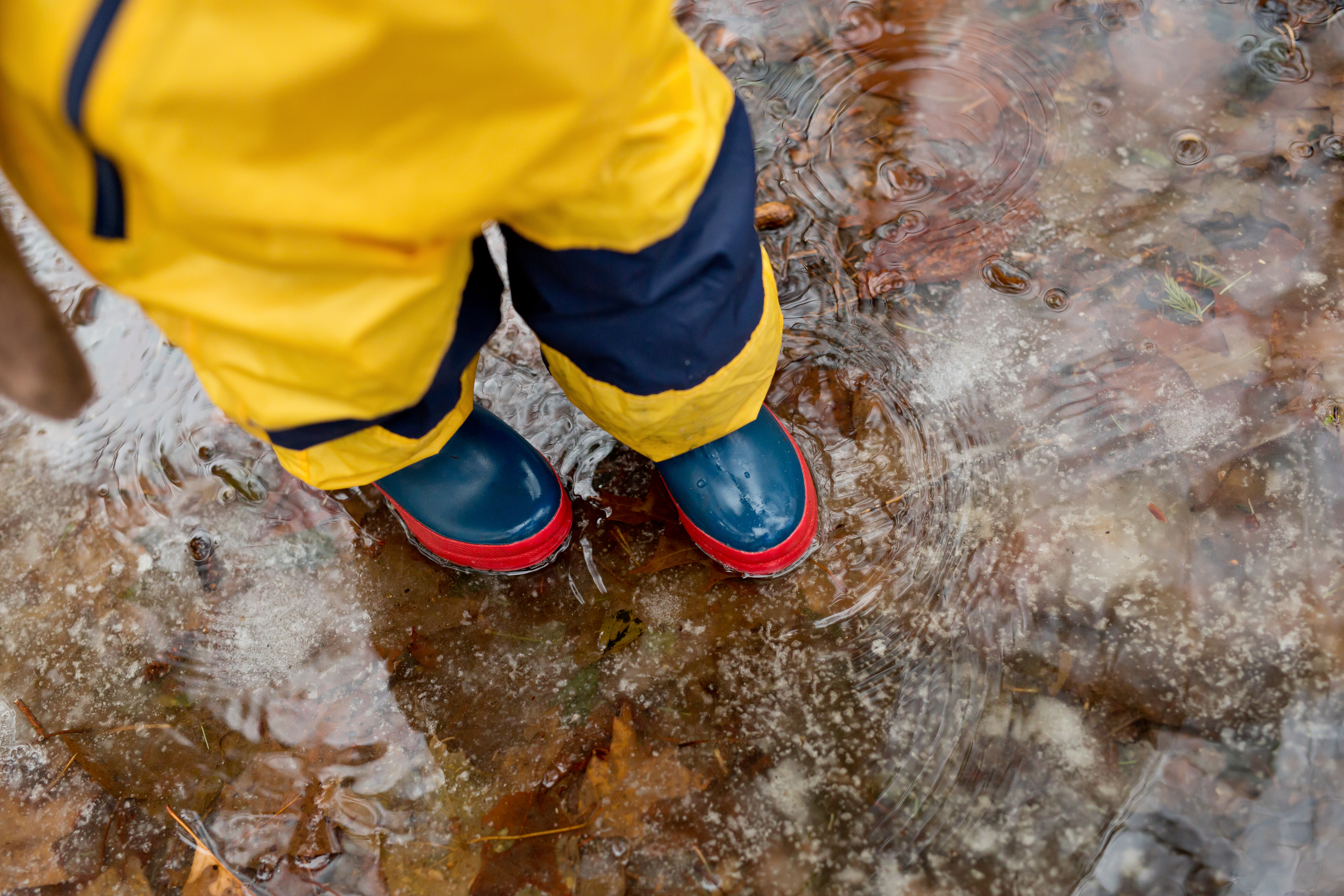 Nature has no bad weather: what to wear